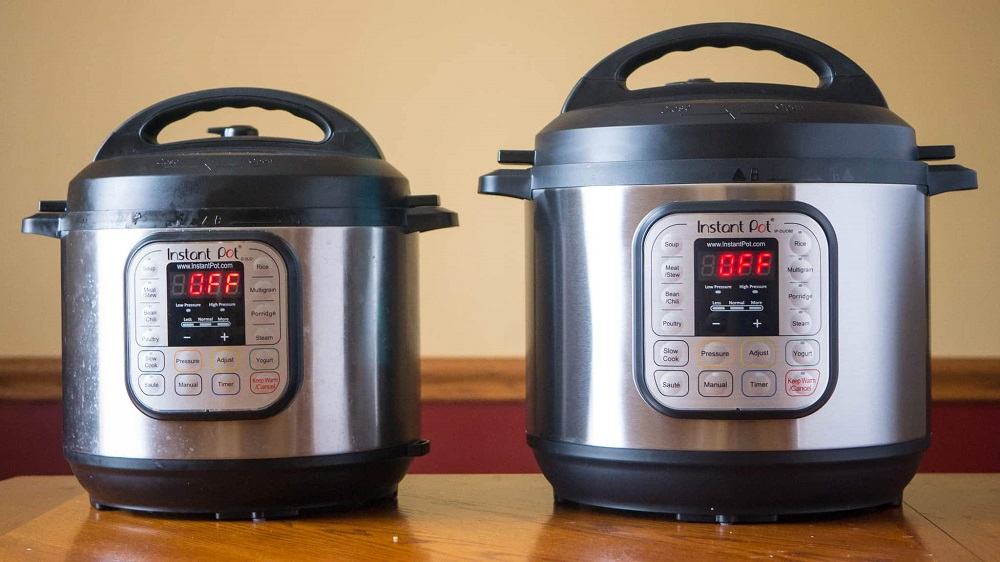 The Instant Pot VS The Power